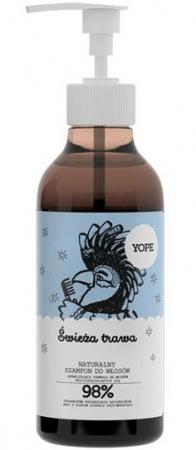 Naturalny szampon do włosów Świeża Trawa 300ml