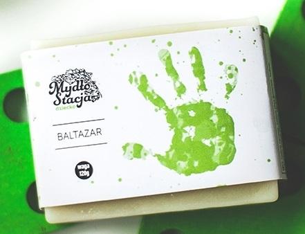 Mydło dla dzieci Baltazar 120g