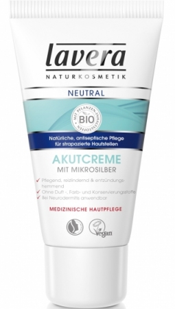 Krem SOS z mikrosrebrem NEUTRAL 50ml