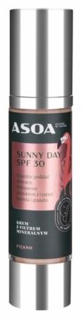 Naturalny krem z filtrem SUNNY DAY SPF 30 50ml