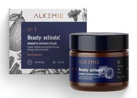 ANTI-AGE Biomimetyczny peeling enzymatyczny Beauty: activate! 60ml