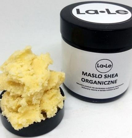 Masło shea - organiczne, nierafinowane 60ml
