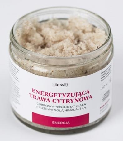 Peeling do ciała Energetyzująca Trawa Cytrynowa 250ml