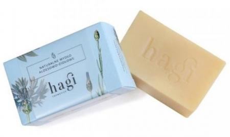 Naturalne mydło aloesowo-ziołowe 100g