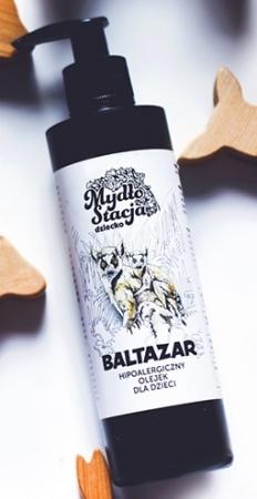 Hipoalergiczny olejek dla dzieci Baltazar 250ml