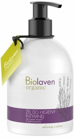 Żel do higieny intymnej olej z pestek winogron & olejek lawendowy 300ml