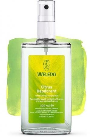 Dezodorant z cytrusami w sprayu 100ml