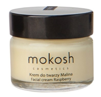 Regenerujący krem do twarzy anti-pollution Malina MINI 15ml