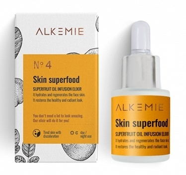 NATURE'S TREASURE Multiwitaminowy olejek z superowocami Skin superfood 15ml