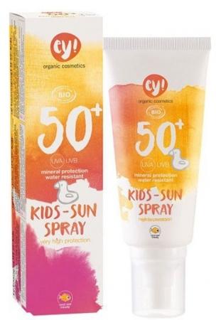 BIO Spray na słońce dla dzieci ey! SPF 50+ 100ml