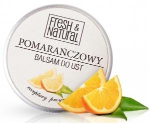 Balsam pomarańczowy do ust 15ml