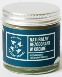 Bezzapachowy dezodorant w kremie 60ml