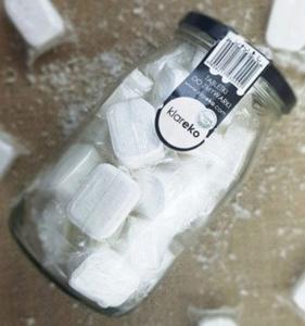 Tabletki do zmywarki - bezzapachowe - szklany słój 35szt.