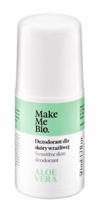 Dezodorant do skóry wrażliwej Aloe Vera 50ml